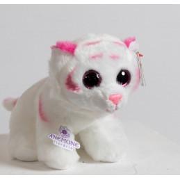Tigru plus alb cu roz