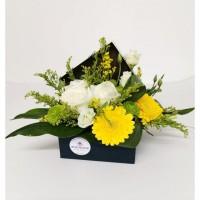 Cutii cu flori in Bucuresti - Floraria Anemone